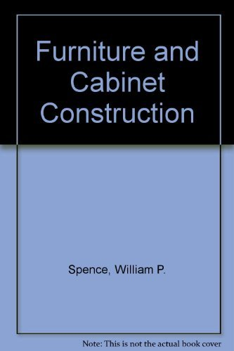 9780133454710: Furniture and Cabinet Construction