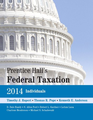 9780133455267: Prentice Hall's Federal Taxation 2014 Individuals Plus NEW MyAccountingLab with Pearson eText -- Access Card Package (27th Edition)