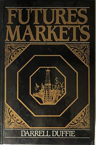 9780133456042: Futures Markets
