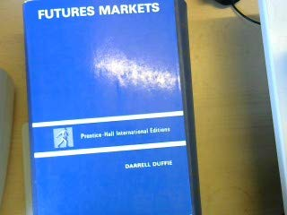 9780133456202: Futures Markets