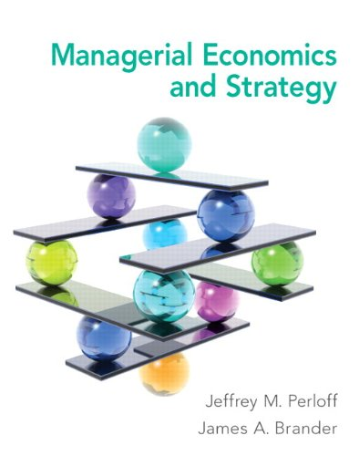 9780133457087: Managerial Economics and Strategy Plus NEW MyEconLab with Pearson eText -- Access Card Package (Pearson Economics)