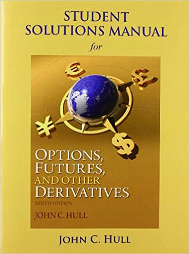 9780133457414: Student Solutions Manual for Options, Futures, and Other Derivatives