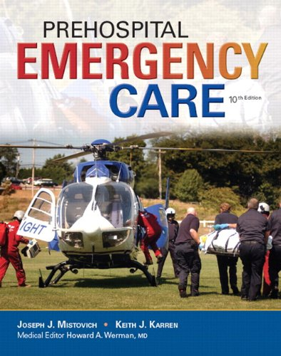 9780133457971: Prehospital Emergency Care Plus New MyBradyLab with Pearson eText -- Access Card Package (EMT)