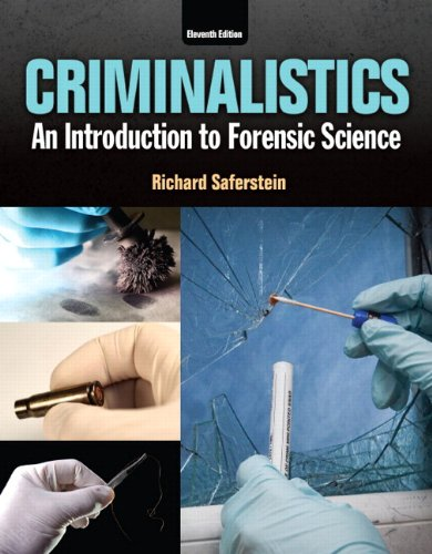 9780133458817: Criminalistics: An Introduction to Forensic Science Plus Mycjlab with Pearson Etext -- Access Code Package