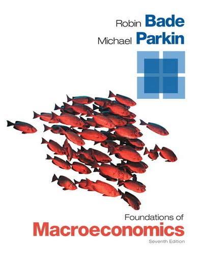 9780133460629: Foundations of Macroeconomics (7th Edition) (The Pearson Series in Economics)