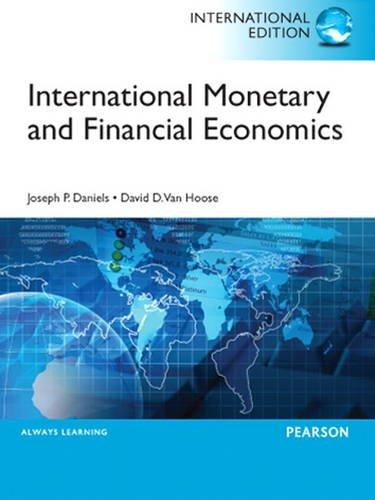 9780133461411: International Monetary & Financial Economics