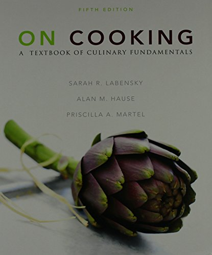 9780133461695: On Cooking & MCL & NRA Cooking/Baking Answer Sheet