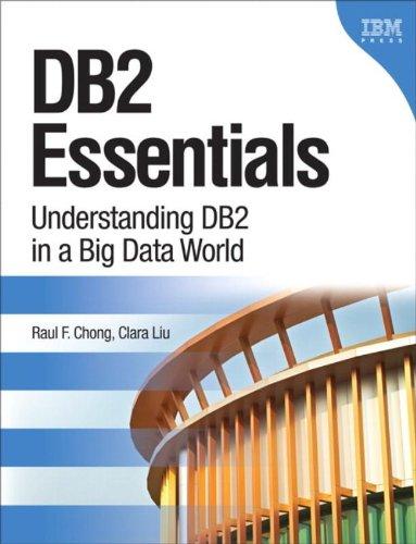 9780133461909: DB2 Essentials (Ibm Press)