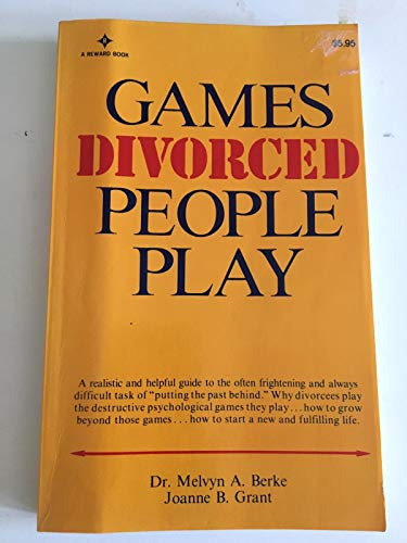 9780133461978: Games Divorced People Play