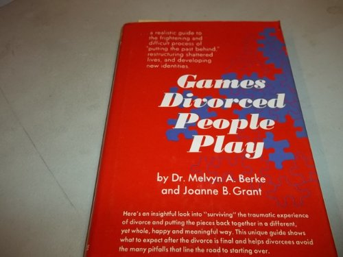 9780133462050: Games divorced people play