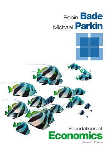 9780133462401: Foundations of Economics (7th Edition)