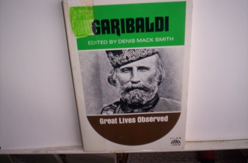 9780133467833: Garibaldi (Great Lives Observed)