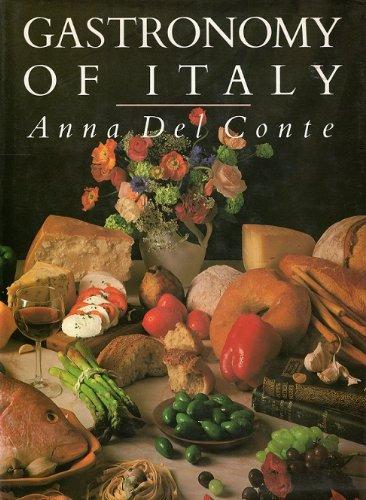 Gastronomy of Italy: Anna Del Conte