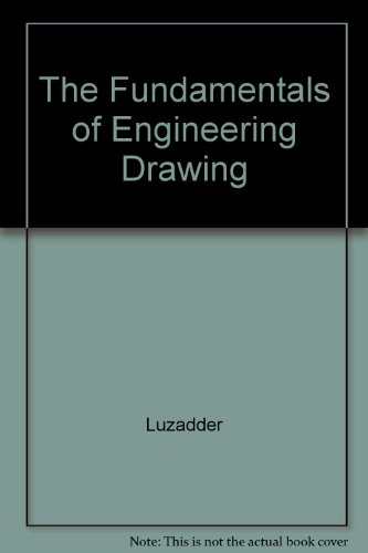 9780133471472: The Fundamentals of Engineering Drawing