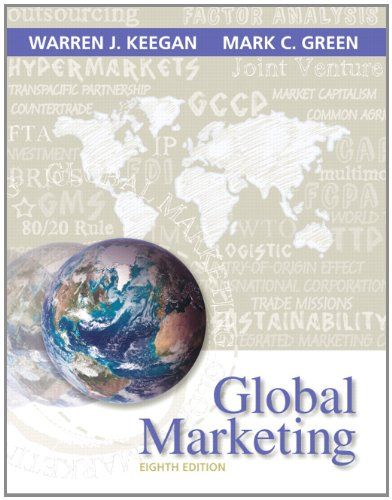 9780133472226: Global Marketing Plus 2014 MyMarketingLab with Pearson eText -- Access Card Package (8th Edition)