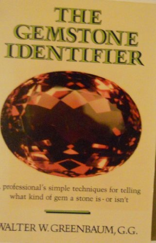 9780133474442: The Gemstone Identifier
