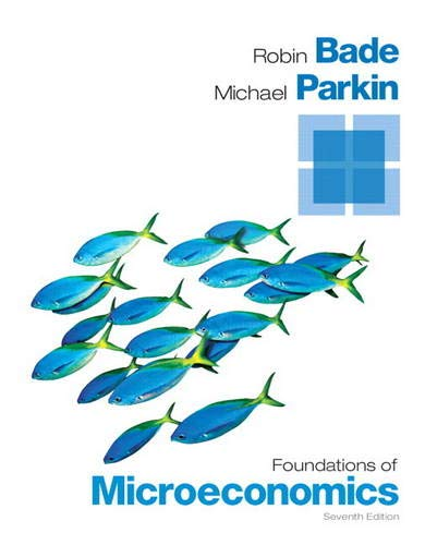 9780133477108: Foundations of Microeconomics (7th Edition)