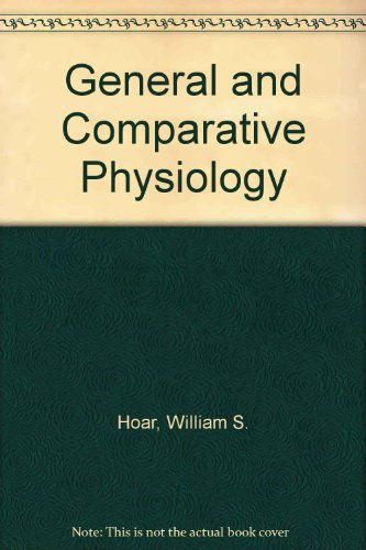 9780133477245: General and Comparative Physiology