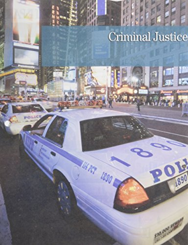 9780133477399: Criminal Justice: A Brief Introduction, Student Value Edition & NEW MyCJLab -- Access Card Package
