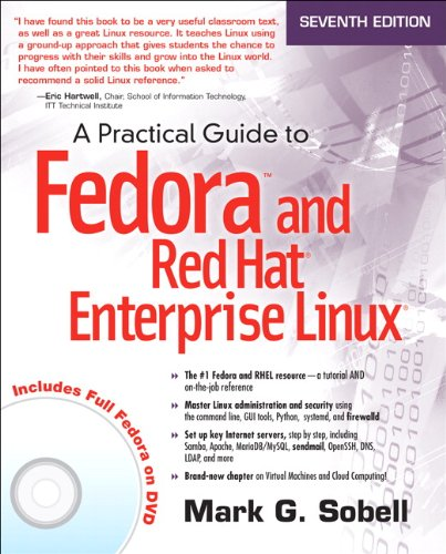 9780133477436: A Practical Guide to Fedora and Red Hat Enterprise Linux (7th Edition)