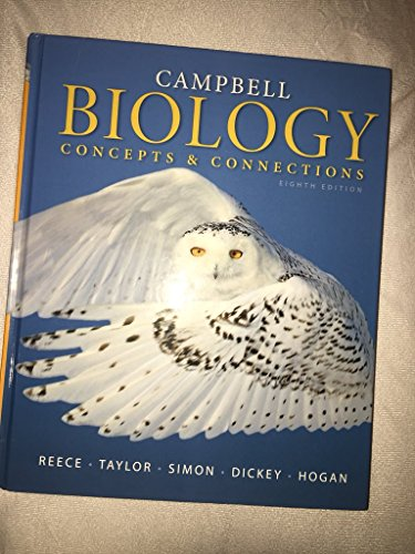 9780133480399: Campbell Biology Concepts & Connections 8th Edition