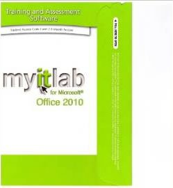9780133481716: myitlab -- Access Code -- for GO! Office 2010