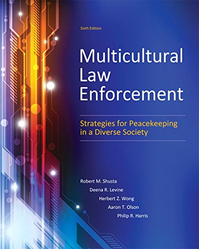 9780133483307: Multicultural Law Enforcement: Strategies for Peacekeeping in a Diverse Society