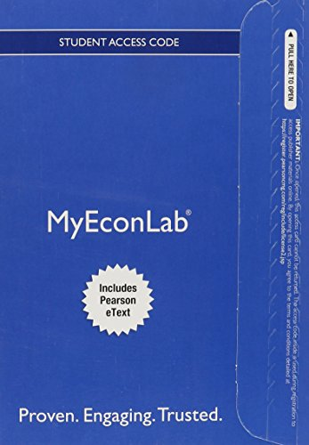 9780133485776: NEW MyEconLab with Pearson eText -- Access Card -- for Foundations of Macroeconomics