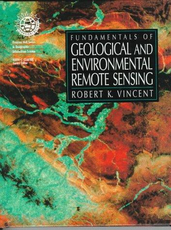 9780133487800: Fundamentals of Geological and Environmental Remote Sensing