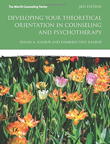 9780133488937: Developing Your Theoretical Orientation in Counseling and Psychotherapy (Merrill Counseling)