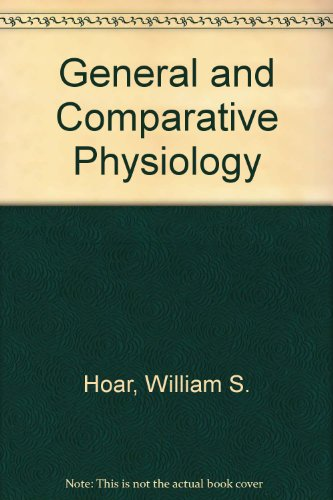 9780133493085: General and Comparative Physiology