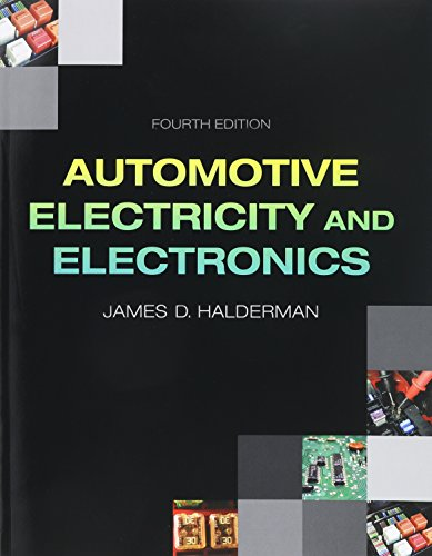 9780133493108: Automotive Electricity and Electronics & NATEF Correlated Task Sheets for Automotive Electricity and Electronics Package