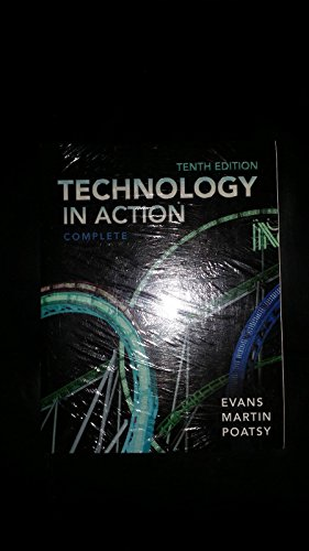 9780133494358: Technology In Action, Complete &  myitlab -- Access Code -- for Technology in Action [Office 2010] Package