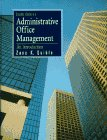 9780133494570: Administrative Office Management: An Introduction