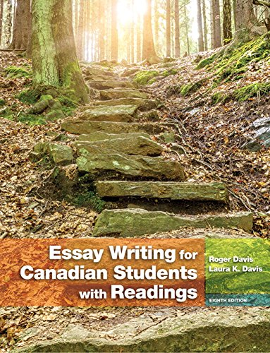 9780133496017: Essay Writing for Candian Students with Readings