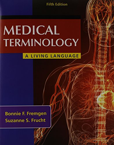 9780133496123: Medical Terminology: A Living Language Plus NEW MyMedicalTerminologyLab -- Access Card Package (5th Edition)