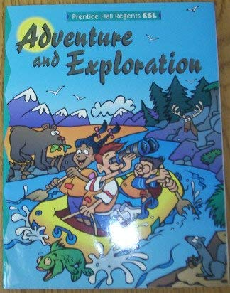 Student Book 6-Adventure and Exploration: Regents