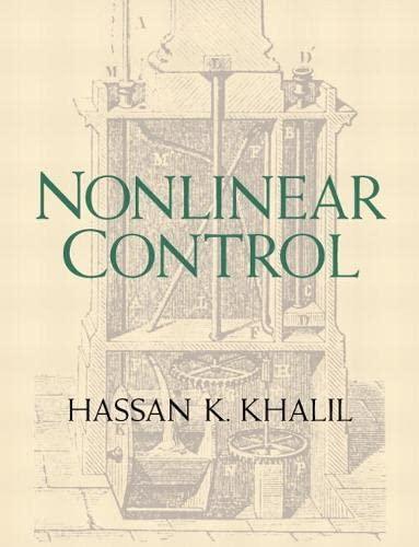 9780133499261: Nonlinear Control
