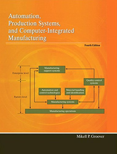 9780133499612: Automation, Production Systems, and Computer-Integrated Manufacturing (4th Edition)