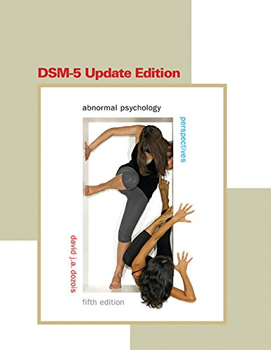 9780133499896: Abnormal Psychology: Perspectives, DSM-5 Update Edition (5th Edition)