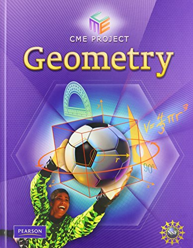 9780133500172: CENTER FOR MATHEMATICS EDUCATION GEOMETRY STUDENT EDITION 2009C