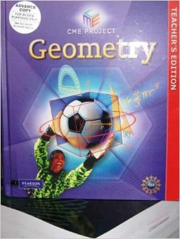 9780133500226: CME Project: Geometry, Teacher's Edition