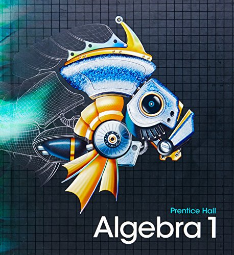 9780133500400: HIGH SCHOOL MATH 2011 ALGEBRA 1(PRENTICE HALL) STUDENT EDITION