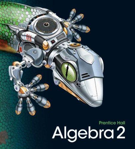 9780133500431: Prentice Hall Algebra 2