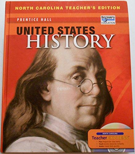 Prentice Hall United States History North Carolina: Lapsansky-Werner, Levy, Roberts,