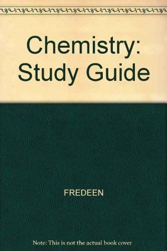 Chemistry: Fredeen, Donnajean