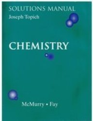 9780133504972: Chemistry: Solutions Manual