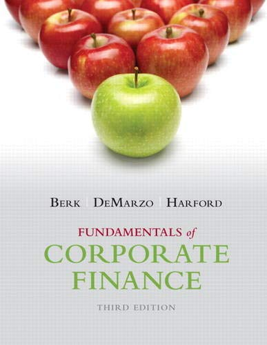 9780133507676: Fundamentals of Corporate Finance (3rd Edition) (Pearson Series in Finance)