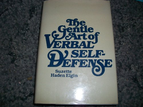 9780133510980: The Gentle Art of Verbal Self-defence