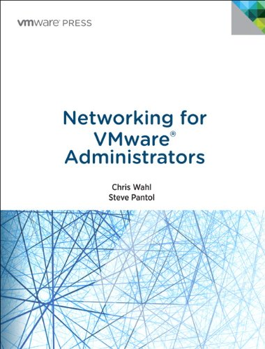 9780133511086: Networking for VMware Administrators (Vmware Press Technology)